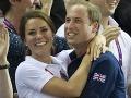 Eufória a iskry kráľovského páru: William a Kate sa vrhli na seba!