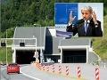 Tvrdá rana pre SDKÚ: Obžaloba z úplatkov v kauze tunela Branisko!
