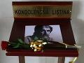 Posledná rozlúčka Karola Kállaya: Slzy, ďakovania a záplava kvetov