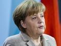 Merkelová sa stretne s Hollandom, hovoriť budú aj o Grécku