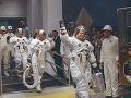 Armstrongova cesta na Mesiac vo fotkách: Malý krok pre človeka, veľký skok pre ľudstvo!
