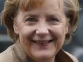 Najmocnejšej žene sveta Merkelovej verí vyše polovica Nemcov