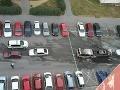 Výbuch a mohutný požiar v Košiciach: Horelo jedno auto za druhým!