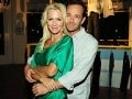 Jennie Garth a Luke Perry