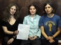 Pussy Riot dostali ponuku verejne urobiť pokánie v televízii
