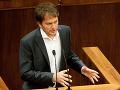 Matovič sa odmieta prezentovať v pléne, hlasovaciu kartu dal Ficovi