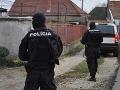 Kriminalisti našli pri domovej prehliadke v Nemeckej drogy aj zbrane