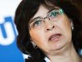 Žitňanská: Vyprosujem si, že odvolaní členovia Súdnej rady mali politické úlohy