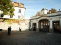 Po vyčíňaní počasia hlási škody aj Bratislavský hrad: Blesk ho trafil sedemkrát!