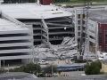 Na Floride sa zrútili garáže: V troskách uviazli robotníci!