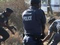 Veľká lúpež na letisku v Johannesburgu: Zlodeji sa prezliekli za policajtov