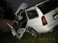 Mladý vodič (†19) zaplatil za svoju chybu životom, nevenoval sa riadeniu