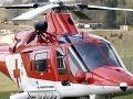Letecký zásah v Ždiari: Vrtuľník musel pomáhať poľskej cyklistke (41)