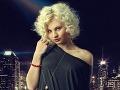 Ivanna Bagová na fotografii k jej novému albumu.