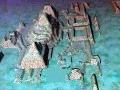 Na dne okrem iného objavili štyri pyramídy