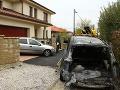 Auto Dana Dangla podpálili 29. októbra 2012 medzi 09:00 a 10:00.