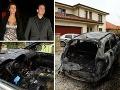 Auto Dana Dangla dal vraj podpáliť mafián Tatranka.