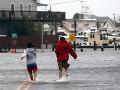 Búrka Sandy odstavila 5,5 milióna ľudí od elektrickej energie