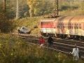 Ďalšia nehoda na Vinohradoch: Zmätok spôsobila havária dodávky!
