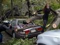 Zarába na nešťastí: Arogantné FOTO modelky pred skazou po hurikáne Sandy!