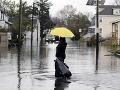 Po superbúrke Sandy stále nemá elektrinu 1,4 milióna odberateľov