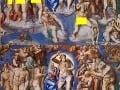 Nahí anjeli v Sixtínskej kaplnke by podľa novely zákona z dielne OĽaNO museli byť premaľovaní