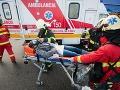 Hrozivá noc v Demänovskej doline: Z balkóna hotelovej izby v Jasnej vypadol srbský mladík (19)