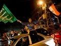 Palestínčania vnímajú úspech ako víťazstvo