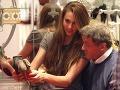 Sylvester Stallone rozmaznáva krásnu dcéru (16): Jej pôvabu nik neodolá!