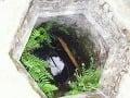 Hasiči vytiahli zo studne v Helcmanovciach nebohého muža