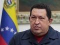 Venezuelský prezident Chávez počas operácie na Kube krvácal