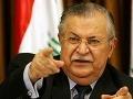 Iracký prezident utrpel mozgovú porážku: Údajne je v kóme