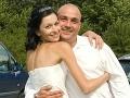 Manželia Cinkotovci v čase, keď prežívali najšťastnejšie obdobie