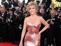 Herečka Jane Fonda oslavuje 75 rokov: Vek by ste jej neuhádli!