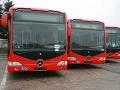 DPB kupuje ďalšie autobusy: 50 nových kusov za 15 miliónov eur