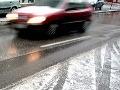 Vodiči pozor: Medzi Kráľovou Lehotou a Čertovicou je zľadovatený sneh