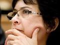 Žitňanskej sa nepáči, že ju neberú vážne: Z Radičovej prezidentka nebude