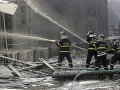 Požiar v súkromnom sirotinci: Zomrelo najmenej sedem detí