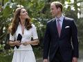 Pocta pre princa Williama a Kate: Ak sa im narodí dcéra, bude princezná!