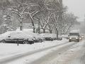Počasie sa neumúdri ani cez víkend: Snehové záveje a silný vietor!