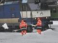 Železničná doprava je plynulá: Vlaky jazdia bez problémov, niekoľkominútové meškanie