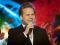 Víťaz Československej Superstar, spevák Martin Chodúr