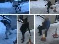 VIDEO Poľadovica v Británii baví svet: Chodci padajú ako hnilé hrušky!