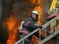 Muničnou továrňou otriasla silná explózia: Výbuch si vyžiadal dve obete