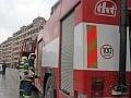 Ohnivé ráno v bratislavskej Petržalke: Na 11. poschodí horel byt!