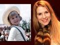 Herečka Monika Haasová: Pozrite, ako Bambuľka vyrástla!