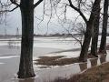 Meteorológovia vydávajú výstrahu prvého stupňa: Na východe môžu nastať povodne