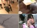 Nové zábery ničivého zemetrasenia v Japonsku: Hrôza, výkriky a otvárajúca sa zem!
