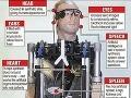 Revolúcia ľudstva sa volá Rex: Predstavili prvého robota s tlčúcim srdcom a ľudskou tvárou!