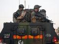 Útok na armádny konvoj si vyžiadal svoje obete: O život prišlo najmenej 28 vojakov